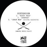 SUBTENSION - Black Haze (Front Cover)