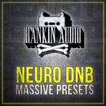 RANKIN AUDIO - Neuro DnB (Sample Pack Massive Presets) (Front Cover)
