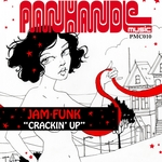 JAM FUNK - Crackin' Up (Front Cover)