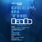 VARIOUS - Deep In The Lab Volume 1 (Front Cover)