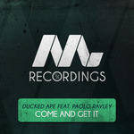 DUCKED APE feat PAOLO RAVLEY - Come & Get It (Front Cover)