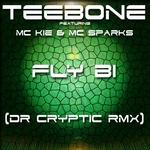 TEEBONE feat MC KIE/SPARKS - Fly Bi (Front Cover)