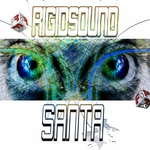 RIGIDSOUND - Santa EP (Front Cover)
