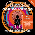 VARIOUS - Buddha Deluxe Lounge Vol 8 (Mystic Bar Sounds) (Front Cover)