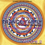 VARIOUS - Trance Family Floorfillers 2014 Vol 2 (Front Cover)