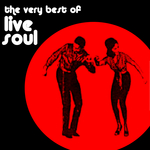 VARIOUS - The Very Best Of Live Soul: The Four Tops, Whispers, Delfonics, Temptations Review & More! (Front Cover)