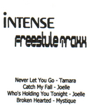 TAMARA/FREESTYLE ALLSTARS/JOELLE/MYSTIQUE - Intense Freestyle Traxx (Front Cover)