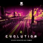 VARIOUS - Shogun Audio Evolution EP Series 4 (Front Cover)