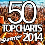 VARIOUS - 50 Top Charts Summer 2014 (Front Cover)