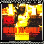 YUNG TAE feat BEENIE MAN/MODESTY LYCAN - Hard To Smile (Front Cover)