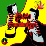 VARIOUS - Jah Rule Summertime Reggae (Front Cover)
