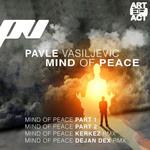 VASILJEVIC, Pavle - Mind Of Peace (Front Cover)