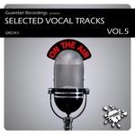 Guareber Recordings Selected Vocal Tracks Vol 5