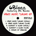 Vibes Music Drums EP