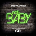 ATTRILL, Scott - Neon Baby (Front Cover)