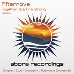AFTERNOVA - Together We Are Strong (Front Cover)