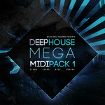Deep House Mega MIDI Pack 1 (Sample Pack MIDI)