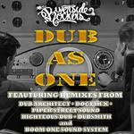 RIVERSIDE ROCKERS - Dub As One (Front Cover)
