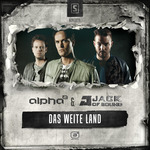 ALPHAA/JACK OF SOUND - Das Weite Land (Front Cover)