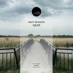 RONSON, Matt - Ques (Front Cover)