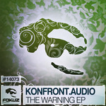 KONFRONT AUDIO - The Warning EP (Front Cover)