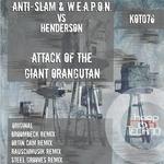 Attack Of The Giant Orangutan