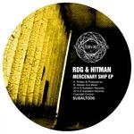 RDG/HITMAN - Mercenary Ship (Front Cover)