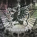 AUDIOFREQ - Legend (Front Cover)