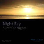 NIGHT SKY - Summer Nights (Front Cover)
