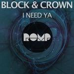 I Need Ya