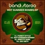 BONDI STEREO - Hot Summer Bombs EP (Front Cover)