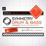 Symmetry Drum & Bass (Sample Pack WAV/APPLE/LIVE/REASON)