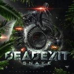 DEAD EXIT - Snake (Front Cover)