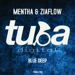 MENTHA & ZIAFLOW - Blue Deep (Front Cover)