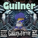 GUILNER - Galaxy Of Terror (Front Cover)