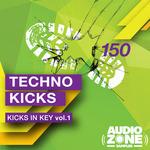 Techno Kicks In Key Vol 1 (Sample Pack WAV)