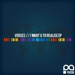 VERSES - I Want U To Realise EP (Front Cover)