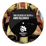 AMIR RAZANICA - Two Solders Of Death (Front Cover)