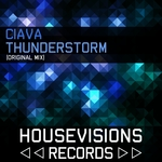 CIAVA - Thunderstorm (Front Cover)