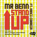MR BENN feat NANCI CORREIA - Stand Up (Front Cover)