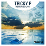TRICKY P - The Promised Land (Front Cover)
