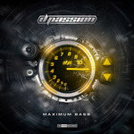 D PASSION - Maximum Bass (Front Cover)