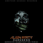 ALIEN PARTY - Darkness (Front Cover)