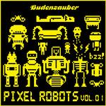 Pixel Robots Vol 1
