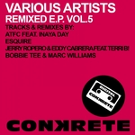 Conkrete Remixed Vol 5 EP