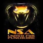 NOISE STYLERZ ACTIVITIES - United For Punchcore (Front Cover)