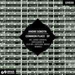 SOBOTA, Andre - Common Place (Back Cover)