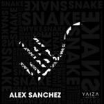 SANCHEZ, Alex - Snake (Front Cover)