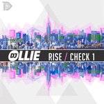 DJ OLLIE - Rise Check 1 (Front Cover)