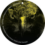 VARIOUS - ADE Sampler 2014 (Front Cover)